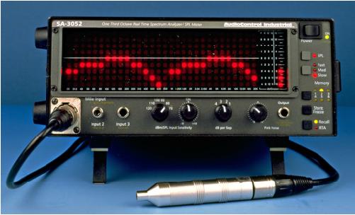 Audio Control SA-3052
