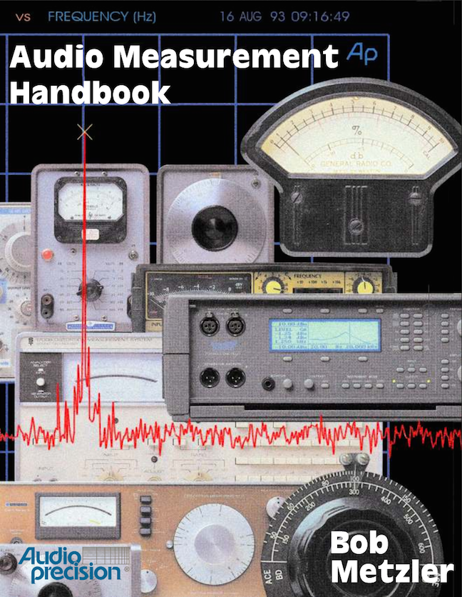 Audio Precision - Audio Measurement Handbook