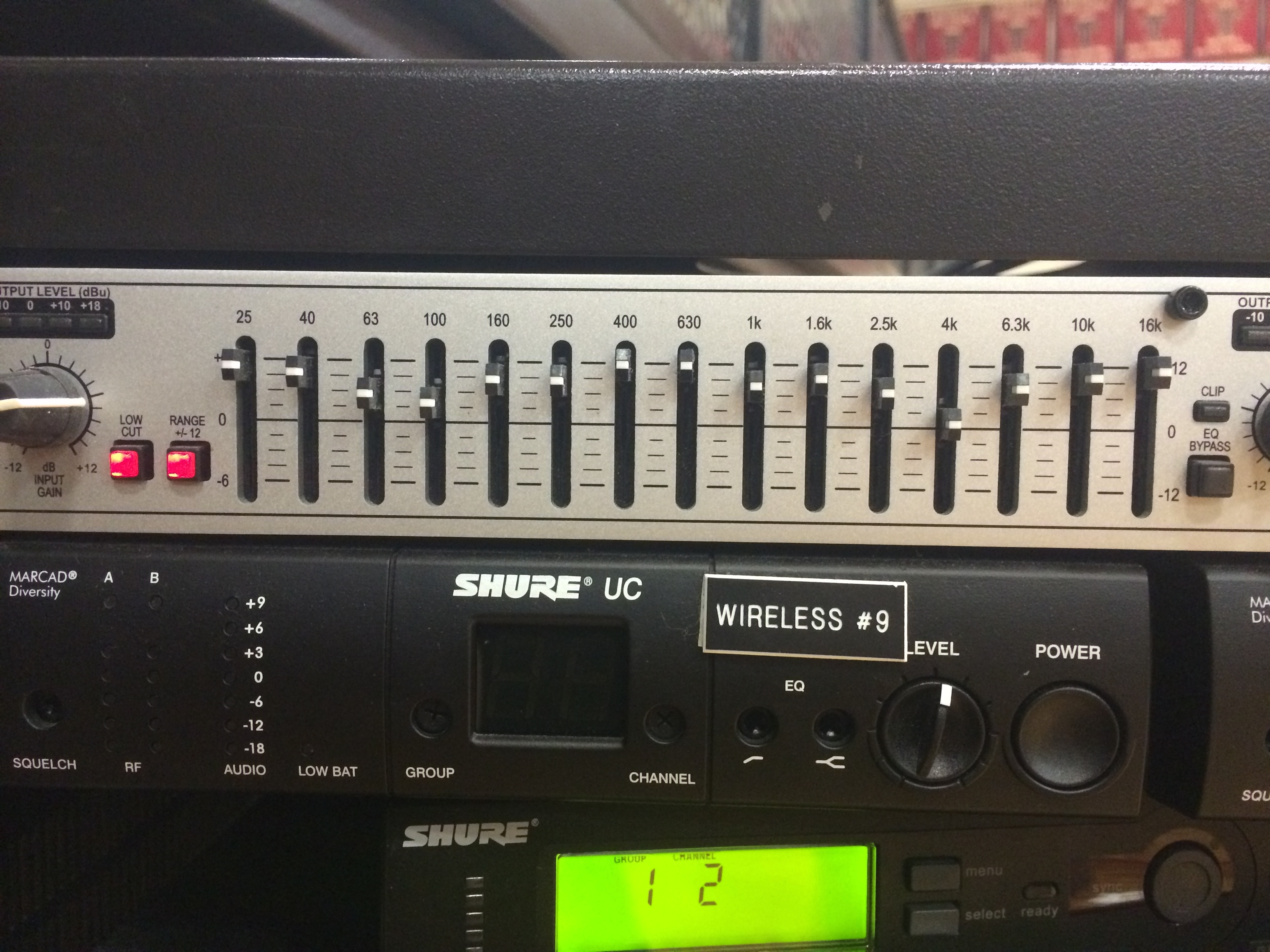This Site Exists To Present Information Equalizers Crossovers Wiring Kits Caps And More Click On Picture Trinity 15 Band Eq 1
