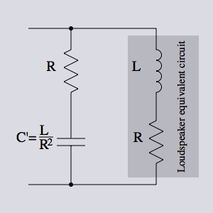 Boucherot cell circuit