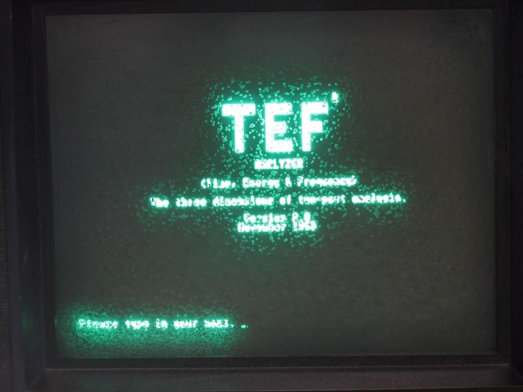 Crown TEF 5