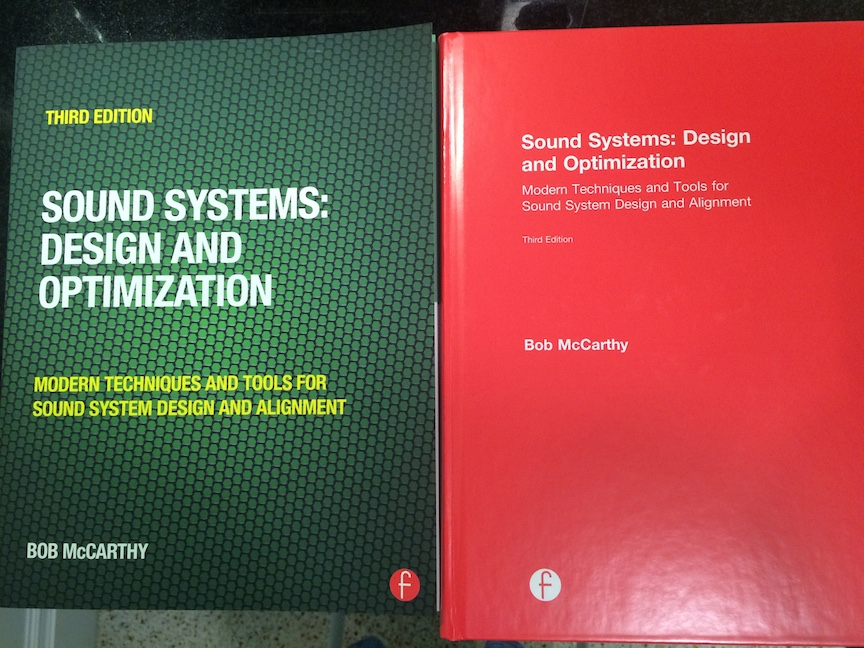 Sound Systems - Design & Optimization 3rd Edition small