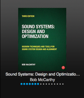 Audiomeasurements for anyone interested in getting the ebook version of bob mccarthys latest edition of sound systems design optimization the publisher has it on sale fandeluxe Images